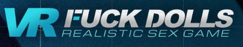 Logo del videojuego de realidad virtual VR Fuck Dolls opiniones