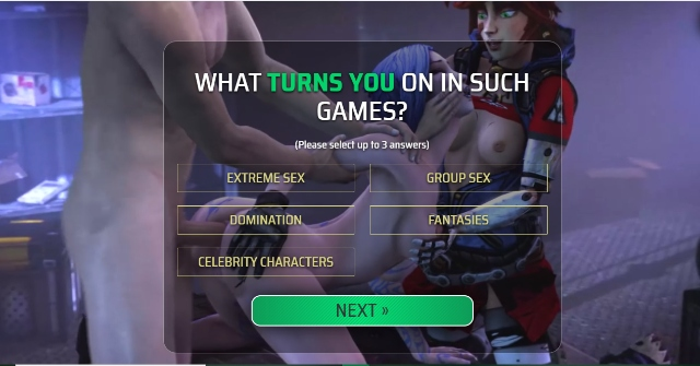 Bangerlands 3: personaje siendo follado por el ano. Juegos Porno