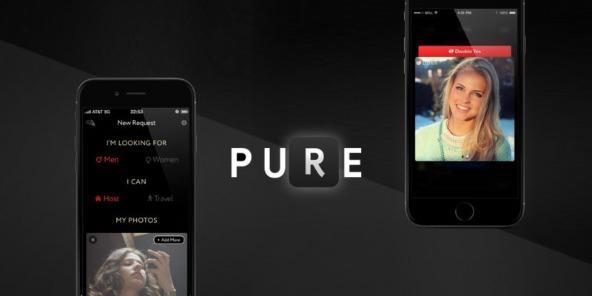 Aplicación para tener sexo, Pure.