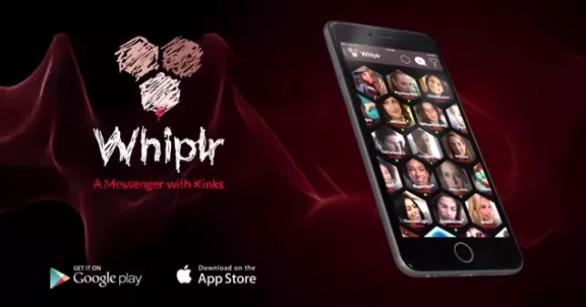 Logo de Whiplr