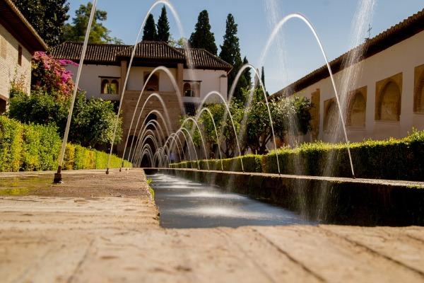 Generalife en Granada: Sitios para follar
