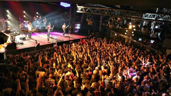 Sala Razzmatazz en Barcelona