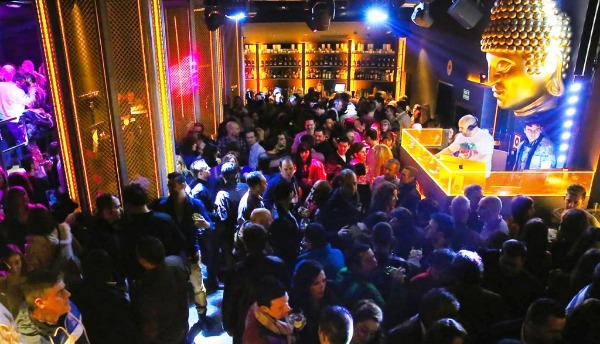 Budha Bilbao: night club para follar