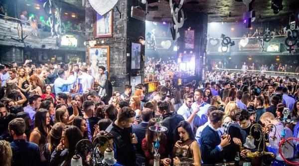 Discotecas para follar en Granada