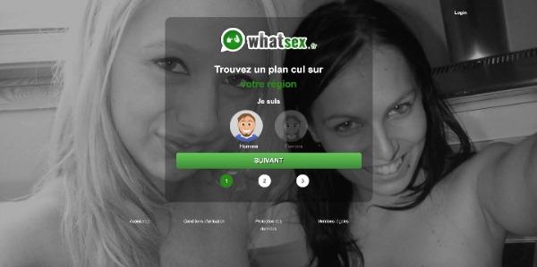 Chicas de Whatsex