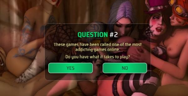 Bangerlands 3, sexo extremo y lesbico