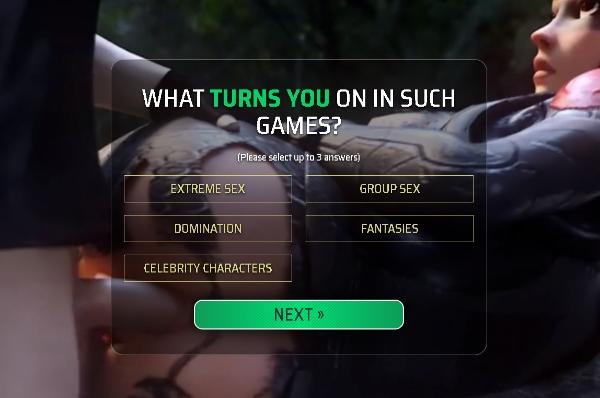 Modalidad del juego