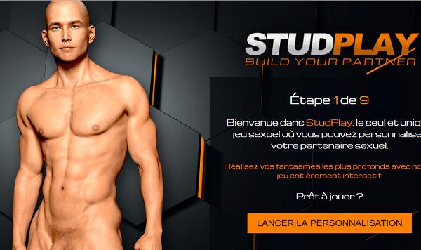 juego porno gay